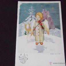Postales: NAVIDAD-V26-FELIZ NAVIDAD-BONNE ANNEE-BOAS FESTAS-BONNE FETE-MERRY CHRISTMAS. Lote 46103231
