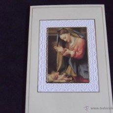 Postales: NAVIDAD-V26-FELIZ NAVIDAD-BONNE ANNEE-BOAS FESTAS-BONNE FETE-MERRY CHRISTMAS. Lote 46103424