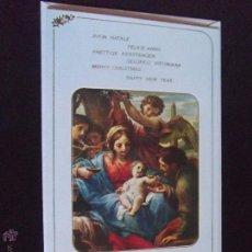 Postales: NAVIDAD-V26-FELIZ NAVIDAD-BONNE ANNEE-BOAS FESTAS-BONNE FETE-MERRY CHRISTMAS. Lote 46102735