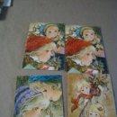 Postales: LOTE 4 POSTALES NAVIDEÑAS APROX 70 (2 IGUALES). Lote 46578539