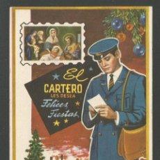 Postales: CARTERO FELICITACION . Lote 46806661
