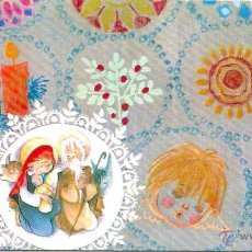 Postales: 0787U- SALMONS, ROSER PUIG ??- EDICIONES SABADELL SERIE NURIA 324.2 - 11,5X6 CM. Lote 48836164