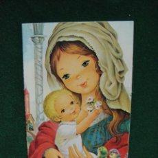 Postales: FELICITACION DE NAVIDAD - ILUSTRA VERNET. Lote 49041359