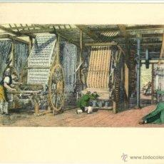 Postales: FELICITACION NAVIDAD 1954 BONET FARGAS INDIANAS. Lote 49751478
