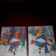 Postales: LOTE 3 POSTALES NAVIDEÑAS. Lote 49862256