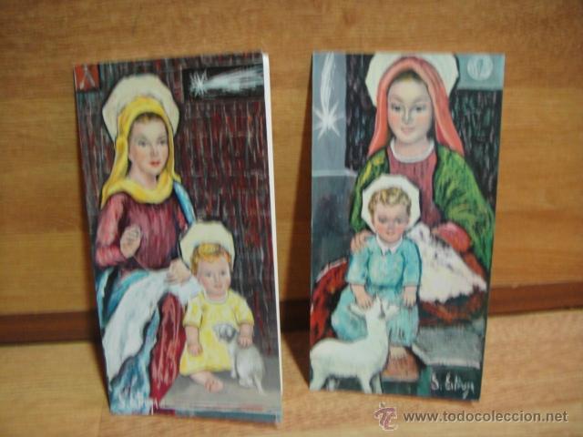 TARJETAS DE NAVIDAD - (Postales - Postales Temáticas - Navidad)