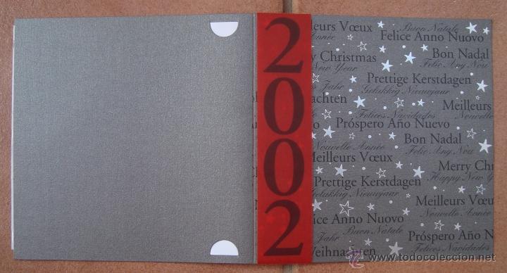 NAVIDAD, TARJETA POSTAL FELICITACION NAVIDEÑA HOTEL, BARCELO HOTELS & RESORTS 2001 (Postales - Postales Temáticas - Navidad)