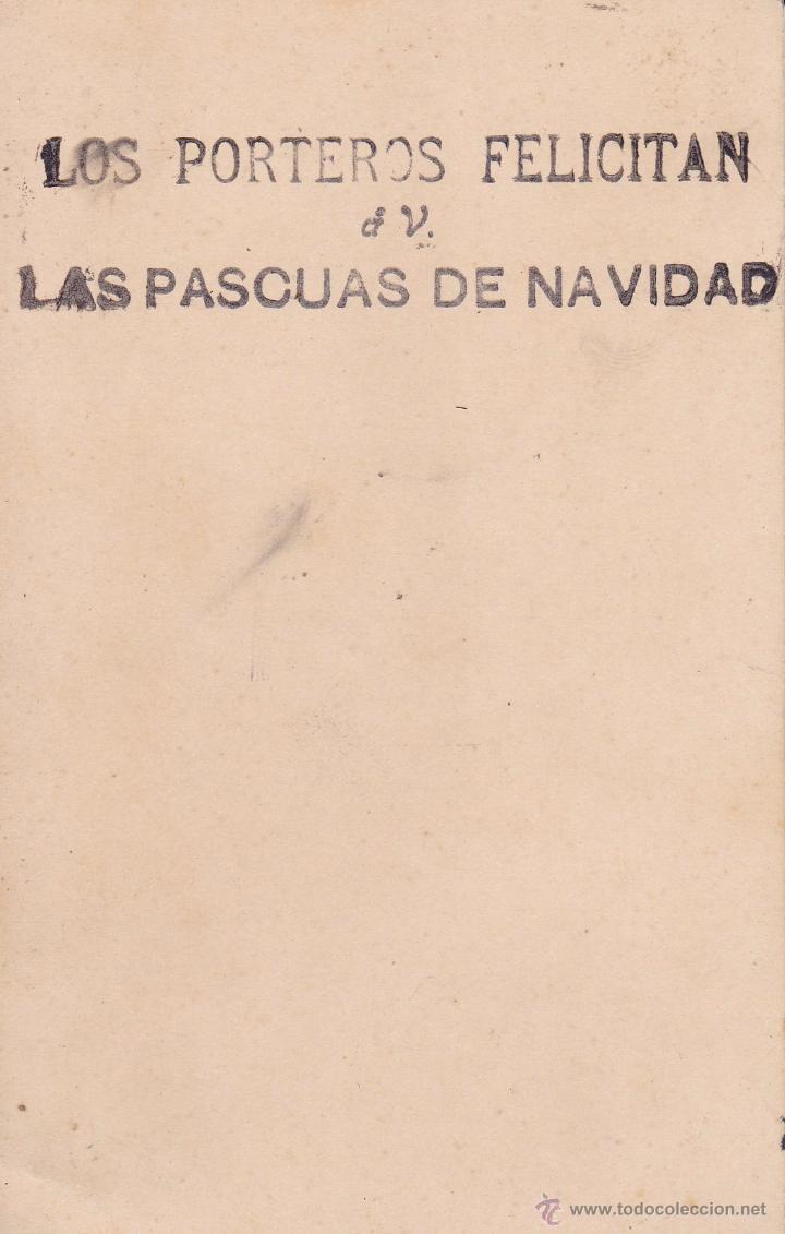 Postales: Los porteros felicitan las Pascuas de Navidad - Foto 2 - 32626337