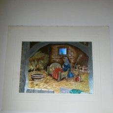 Postales: BONITO CRISTMA DE NAVIDAD DE 1962. Lote 53179624