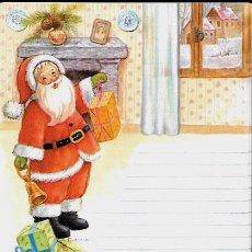 Postales: CARTA A SANTA CLAUS ( PAPÁ NOËL ) CONTIJOCH - AÑO 1983. Lote 105252670