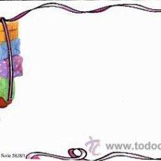 Postales: TARJETA NAVIDAD ANNA LLORENS * PAPÁ NOËL *. Lote 80540362