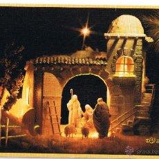 Postales: FELICITACION NAVIDAD - ESCRITA. Lote 53768389