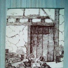 Postales: POSTAL NAVIDAD, FELICITACION NAVIDEÑA, ESTA ESCRITA 1984. Lote 54607772