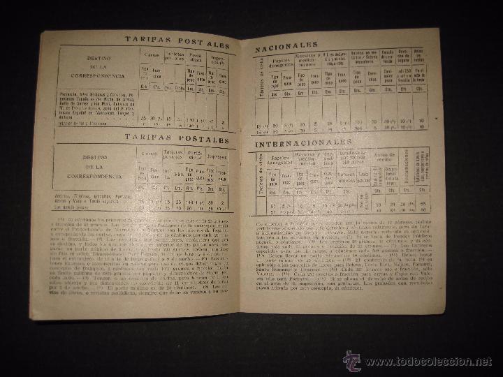 Postales: LOS CARTEROS -FELICITACION NAVIDAD - LIBRITO AÑO 1934 - -VER REVERSO - (V-4777) - Foto 4 - 55082807