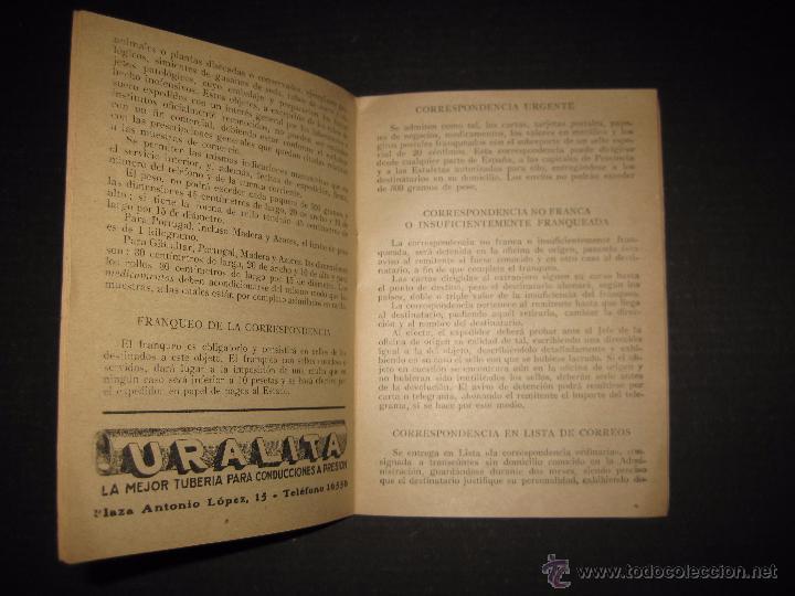 Postales: LOS CARTEROS -FELICITACION NAVIDAD - LIBRITO AÑO 1934 - -VER REVERSO - (V-4777) - Foto 5 - 55082807