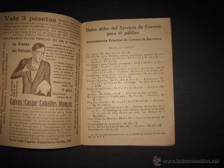 Postales: LOS CARTEROS -FELICITACION NAVIDAD - LIBRITO AÑO 1934 - -VER REVERSO - (V-4777) - Foto 6 - 55082807