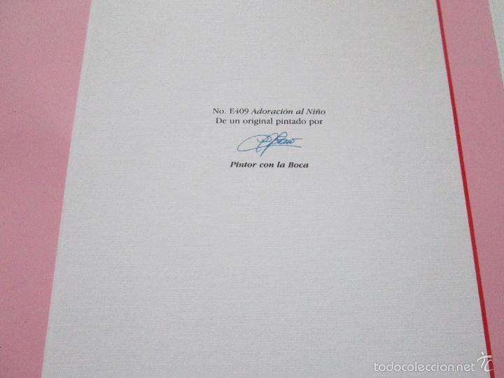Postales: LOTE 6 POSTALES-NAVIDAD-DIFERENTES AUTORES-VERTICALES-SOBRES-VER FOTOS-(2) - Foto 12 - 56324649