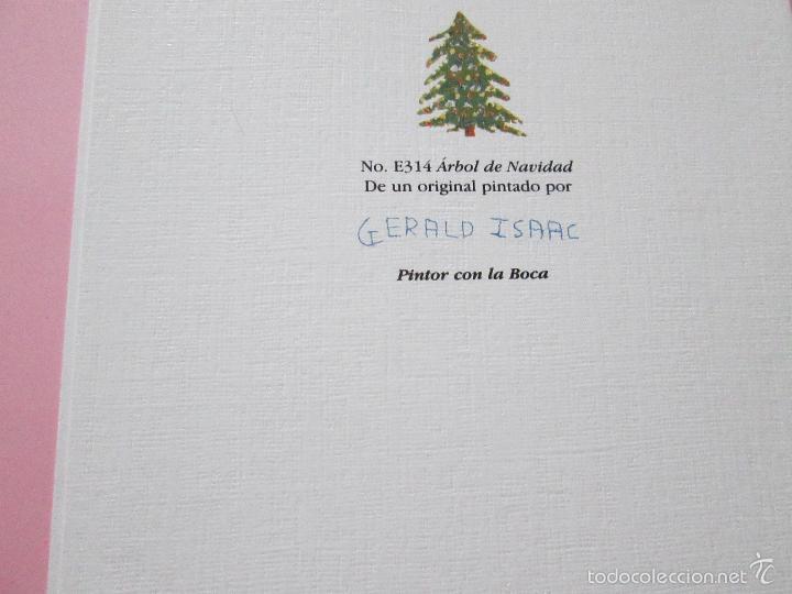 Postales: LOTE 6 POSTALES-NAVIDAD-DIFERENTES AUTORES-VERTICALES-SOBRES-VER FOTOS-(2) - Foto 14 - 56324649