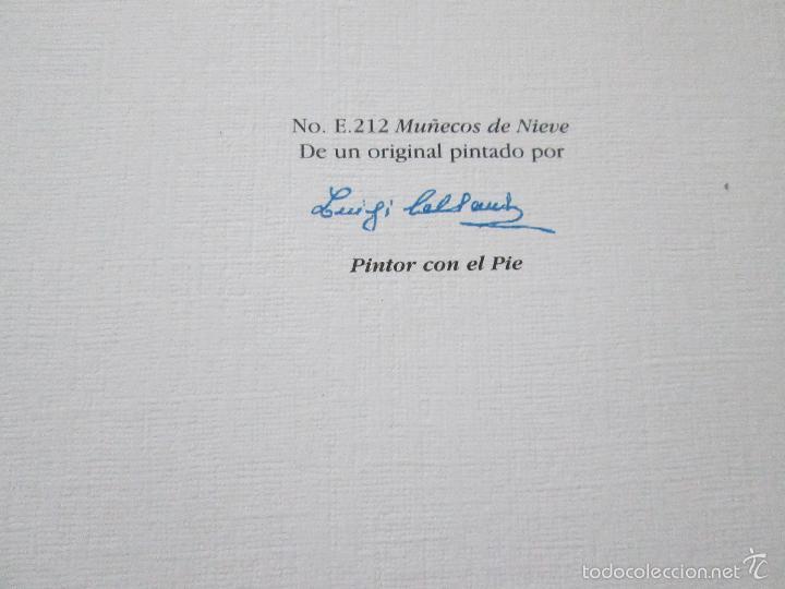 Postales: LOTE 6 POSTALES-NAVIDAD-DIFERENTES AUTORES-VERTICALES-SOBRES-VER FOTOS-(2) - Foto 15 - 56324649
