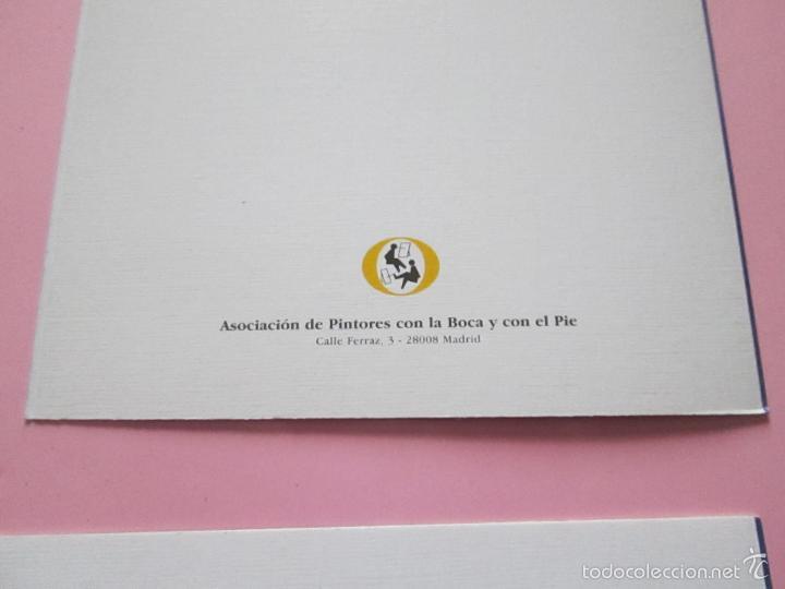 Postales: LOTE 6 POSTALES-NAVIDAD-DIFERENTES AUTORES-VERTICALES-SOBRES-VER FOTOS-(1) - Foto 11 - 56334500