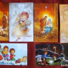 Postales: NAVIDAD COLECCIÓN 14 POSTALES CYZ VARIOS MODELOS FIRMA DE DIBUJANTES. Lote 62298532