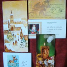 Postales: NAVIDAD COLECCIÓN 13 POSTALES MOTIVOS RELIGIOSOS. Lote 62300060