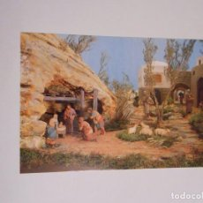 Postales: FOTO NAVIDEÑA FELICITACION. PAROQUIA DE SAN PABLO. LOGROÑO. 1994. PORTAL DE BELEN. TDKP8. Lote 63684519