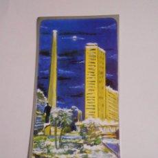 Postales: POSTAL FELICITACION NAVIDEÑA DEL AYUNTAMIENTO DE LOGROÑO. 2001. TDKP8. Lote 63684719