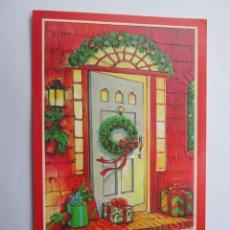 Postales: NAVIDAD, MERRY CHRISTMAS 1982. Lote 63822187
