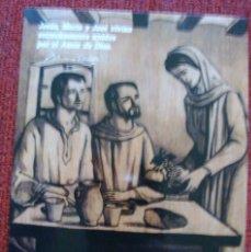 Postales: NAVIDAD POSTAL 28 RR DE LA SAGRADA FAMILIA DE BURDEOS 1985. Lote 63873047