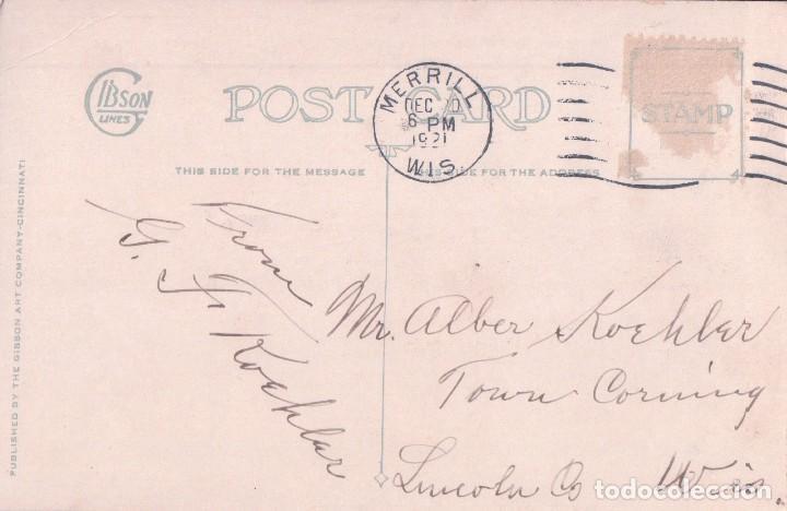 Postales: POSTAL ANTIGUA DE NAVIDAD. - Foto 2 - 64091919