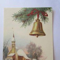 Postales: CAMPANAS NAVIDAD. BELLS NOËL. CHRISTMAS BELLS. 1958. Lote 64192591