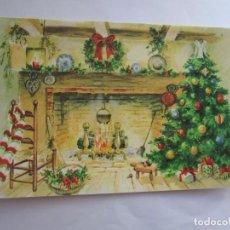 Postales: ARBOL NAVIDAD. ARBRE DE NOËL. CHRISTMAS TREE. 1986. Lote 64897607