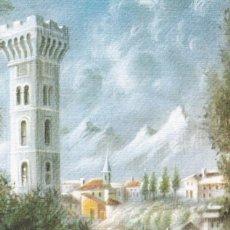 Postales: POSTAL SENCILLA NAVIDAD - SUBI - SERIE 9097/4 - NUEVA. SIN ESCRIBIR. Lote 66966774