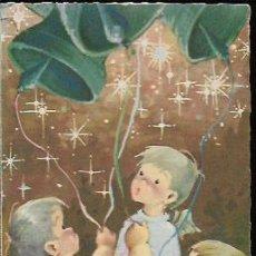 Postales: FELICITACION NAVIDAD AÑO 1960 - CREACIONES FORMAT. Lote 67095137