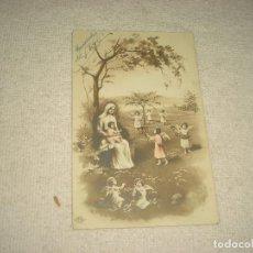 Postales: PRECIOSA POSTAL NB . NAVIDADES 1946 . ESCRITA PERO NO CIRCULADA .. Lote 67161969