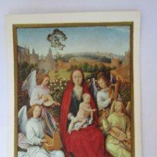 Postales: ANGELES JESUS MARÍA NAVIDAD. NOËL. CHRISTMAS.. Lote 67361101