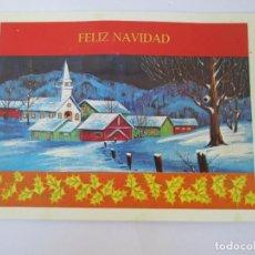 Postales: FELIZ NAVIDAD. MERRY CHRISTMAS. JOYEUX NOËL.. Lote 68084969