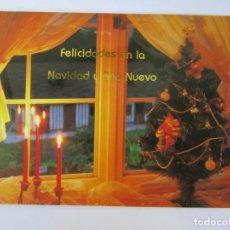 Postales: FELICIDADES NAVIDAD. FÉLICITATIONS DE NOËL. CONGRATULATIONS CHRISTMAS.. Lote 68185841