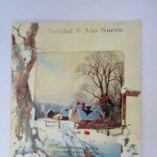 Postales: FELIZ NAVIDAD. MERRY CHRISTMAS. JOYEUX NOËL.. Lote 68185893