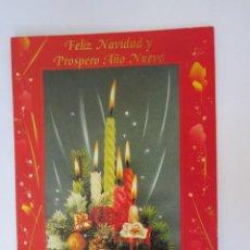 Postales: FELIZ NAVIDAD. MERRY CHRISTMAS. JOYEUX NOËL.. Lote 68185933