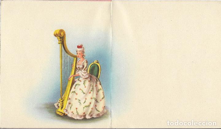Postales: FELICITACION NAVIDAD TROQUELADA - PRINTED IN WESTERN GERMANY - Foto 2 - 69019121