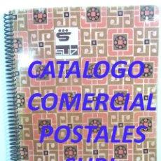 Postales: GRAN CATALOGO COMERCIAL - POSTALES SUBI AÑOS 70 - POSTAL CHRISTMAS -INCLUYE FERRANDIZ-50CMS 115 PAG. Lote 69583005