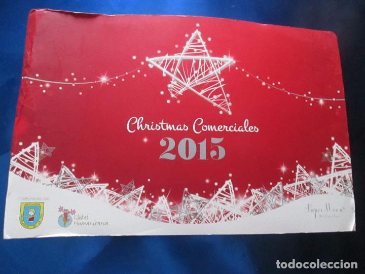 Postales: catálogo-43 postales-navideñas-nuevas-precios 2015-ver fotos. - Foto 2 - 75117371