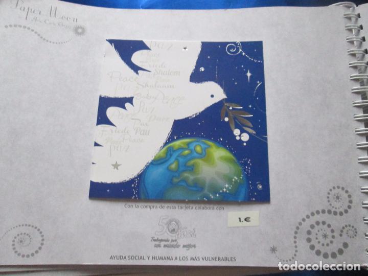 Postales: catálogo-43 postales-navideñas-nuevas-precios 2015-ver fotos. - Foto 6 - 75117371