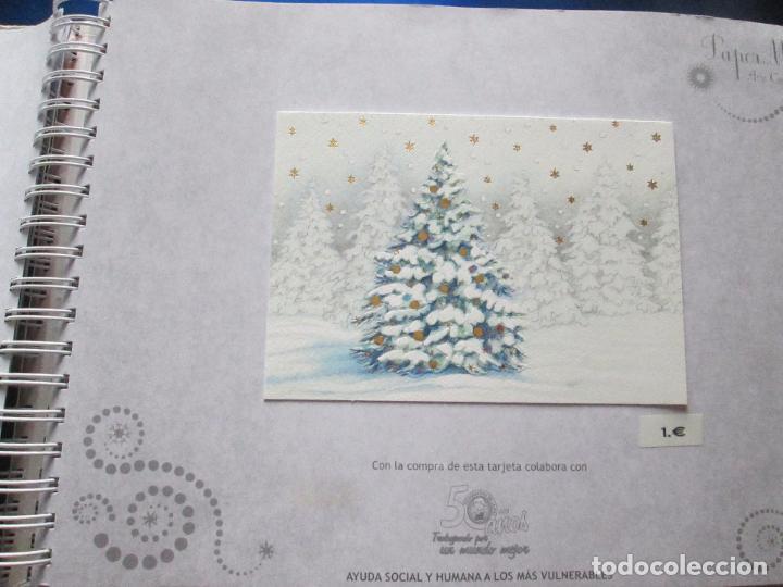 Postales: catálogo-43 postales-navideñas-nuevas-precios 2015-ver fotos. - Foto 7 - 75117371