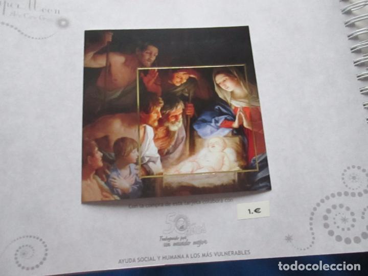 Postales: catálogo-43 postales-navideñas-nuevas-precios 2015-ver fotos. - Foto 8 - 75117371
