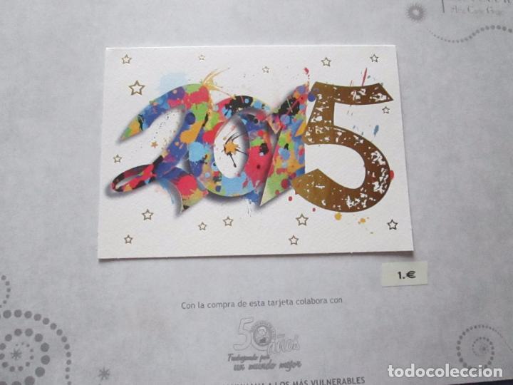 Postales: catálogo-43 postales-navideñas-nuevas-precios 2015-ver fotos. - Foto 10 - 75117371