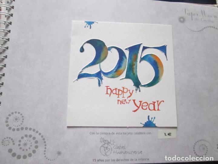 Postales: catálogo-43 postales-navideñas-nuevas-precios 2015-ver fotos. - Foto 12 - 75117371
