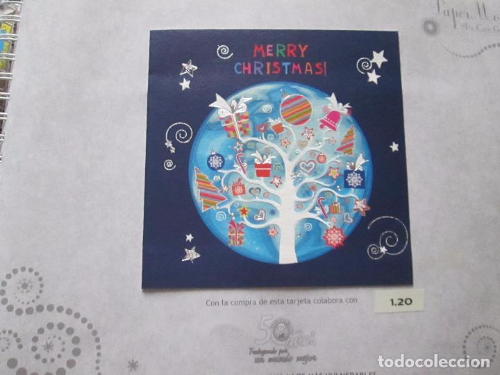 Postales: catálogo-43 postales-navideñas-nuevas-precios 2015-ver fotos. - Foto 15 - 75117371
